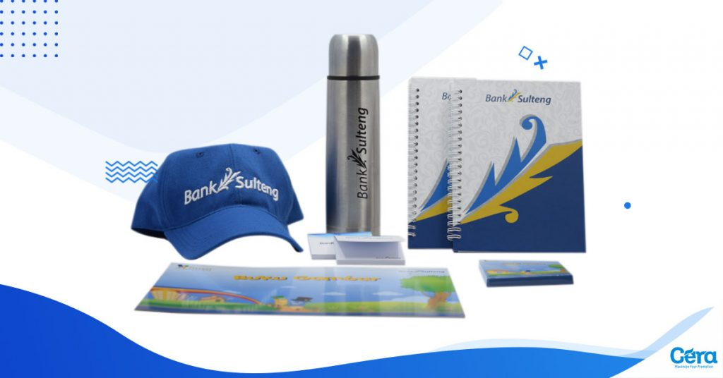 souvenir promosi bank sulteng ceraproduction