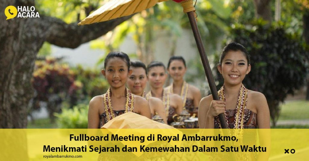 Fullboard Meeting Royal Ambarrukmo